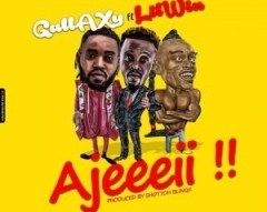 Gallaxy - Ajeeeii (Prod By Shottoh Blinqx) Ft. LilWin